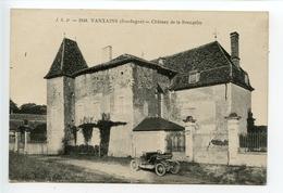 Vanxains Château De La Brangelie (voiture) - France