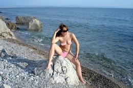 Photo Pin-up Femme Nu – Nude Woman – Foto Frau Nackt Akt FKK-Bild 280 - Pin-ups