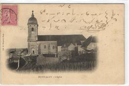 1 Cpa Bucey - L'église - Sin Clasificación
