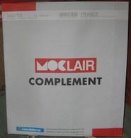 MOC - JEU FRANCE BLOCS SOUVENIRS PHIL. MOCLAIR 2010 (Avec Pochettes) - Pré-Imprimés