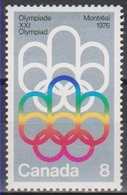 CANADA - Timbre N°506 Neuf - 1952-.... Règne D'Elizabeth II