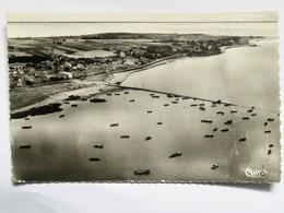 Carte Postale : 17 PORT DES BARQUES : Vue Aérienne, Timbre En 1957 - Autres Communes