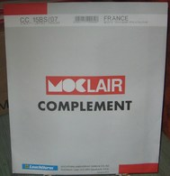 MOC - JEU FRANCE BLOCS SOUVENIRS PHIL. MOCLAIR 2007 (Avec Pochettes) - Pré-Imprimés