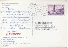 PHARMACIE   PLASMARINE  ANDORRE  PONT ROMAN - Pharmacy