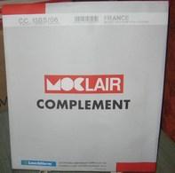 MOC - JEU FRANCE BLOCS SOUVENIRS PHIL. MOCLAIR 2006 (Avec Pochettes) - Pré-Imprimés