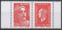 FRANCE  2015__N°  4991/4992__NEUF** VOIR SCAN__Timbres Du Carnet - Unused Stamps