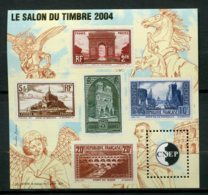11029 FRANCE   N°41 ** Salon Du Timbre à Paris    2004  SUPERBE - CNEP