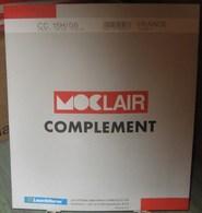 MOC - JEU FRANCE CARNETS MOCLAIR 2006 (Avec Pochettes) - Pré-Imprimés