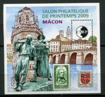 11037 FRANCE   N°53 ** Salon Philatélique De Printemps à Macon   2009  SUPERBE - CNEP