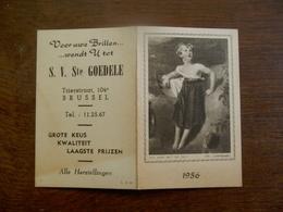 Kleine Kalender  1956 - Calendriers