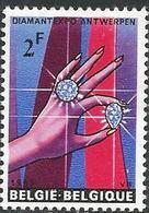 Belgium 1965 Scott 617 MNH Diamond - Ungebraucht