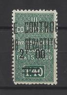 ALGERIE. YT Colis Postaux  N°36  Neuf *  1932 - Paketmarken