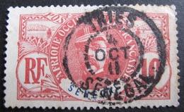 DF50500/140 - COLONIES FR. - SENEGAL - N°37 ☉ Beau CàD De THIES Au SENEGAL Du 4 OCT 1911 - Sénégal (1887-1944)
