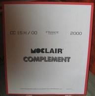 MOC - JEU FRANCE CARNETS MOCLAIR 2000 (Avec Pochettes) - Pré-Imprimés