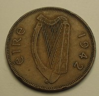 1942 - Irlande - Ireland Republic - 1 PENNY - KM 11 - Irlande