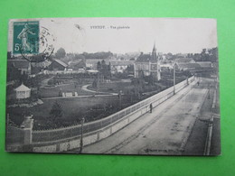 YVETOT - Vue Générale  - Carte Postale - Yvetot