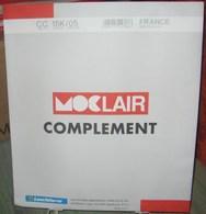 MOC - JEU FRANCE MINI-FEUILLES MOCLAIR 2005 (Avec Pochettes) - Pré-Imprimés