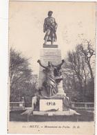 57 - METZ - Monument Du Poilu - 1918 - Monuments Aux Morts