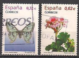 Spanien (2009)  Mi.Nr.  4427 + 4428  Gest. / Used  (10af34) - 1931-Heute: 2. Rep. - ... Juan Carlos I