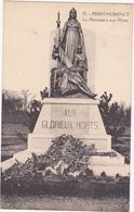 MONTMORENCY - Le Monument Aux Morts / 1939 - Monuments Aux Morts