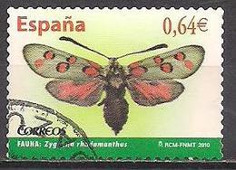 Spanien (2010)  Mi.Nr.  4476  Gest. / Used  (10af38) - 1931-Heute: 2. Rep. - ... Juan Carlos I