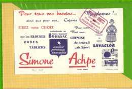 Buvard & Blotting Paper : Vetements Blouse Chemises SIMONE ACHPE FLORINGHEM - Textile & Vestimentaire