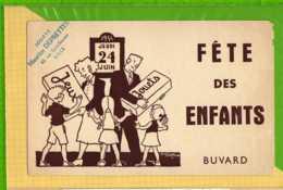 Buvard & Blotting Paper : Fete Des Enfants  Jouets LILLE - Bambini