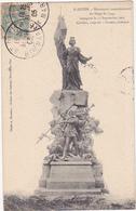 52 - St-DIZIER - Monument Commémoratif Du Siège De 1544 - Monuments Aux Morts