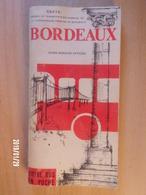 Bordeaux - Guide Horaire Officiel - C.G.F.T.E. - 1973 - Europe