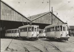 Photo - Tramway De Valenciennes - Train - Dépot - Trains