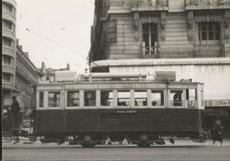 Photo - Tramway à Grenoble - Eybens - - Trains
