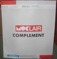 """MOC - JEU FRANCE """"40 Ans De L'Imp. De BOULAZAC"""" MOCLAIR 2010 (Avec Pochettes) - Pré-Imprimés"""