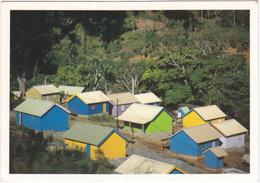 976. Gf. MAYOTTE. Le Nouveau Village - Mayotte