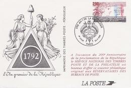 1792 - L' An Premier De La République - Histoire
