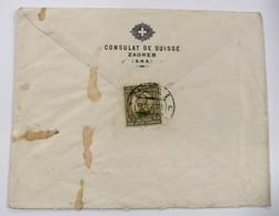 Yugoslavia 139 - Briefe U. Dokumente