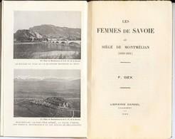 Savoie  Les Femmes De Savoie Au Siège De Montmélian (1690-1691) - Alpes - Pays-de-Savoie