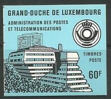 90674) Lussemburgo 1986 Robert SCHUMAN TIMBRO LIBRETTO -MNH** - Booklets
