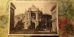 Odessa  - Great Opera, Old PC 1947 - Ukraine