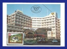 Österreich  1990  Mi.Nr. 1989 , EUROPA CEPT - Postalische Einrichtungen - Maximum Karte - Ebene Reichenau 4.Mai 1990 - Europa-CEPT