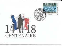 GUERRE 1914 1918 -  CENTENAIRE  CRUGNY MARNE  - ARRIERE DU FRONT - Guerre Mondiale (Première)
