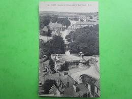 CAEN - Caserne Du Château Prise Se Saint Pierre  -  Carte Postale   (envoyée Le 14.06.1926) - Caen