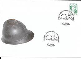 GUERRE 1914 1918 -  CENTENAIRE  SIMSERHOF LE BITCHERLAND - SIERSTHAL - MOSELLE - Guerre Mondiale (Première)
