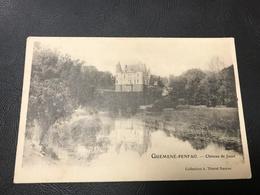 GUÉMENÉ PENFAO Chateau De Juzet - Other Municipalities