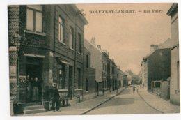 Woluwe Saint Lambert Sint Lambrechtswoluwe Rue Fabry - St-Lambrechts-Woluwe - Woluwe-St-Lambert
