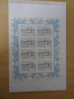 UDSSR Michel Nummer 5777 Kleinbogen Postfrisch (9057) - Blocks & Kleinbögen
