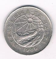 25 CENTS  1986 MALTA /0836/ - Malte