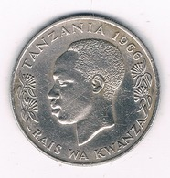 1 SHILLING 1966 TANZANIA /0838/ - Tanzanie