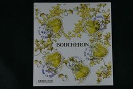 France 2019 Coeurs Boucheron  Bloc Oblitéré - France