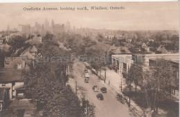Windsor - Ouellette Avenue Looking North - Windsor