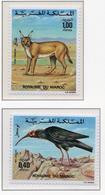 1975 - MAROCCO - MAROC - Yv:  Nr. 736/737 - NH - (UP121.1) - Marocco (1956-...)